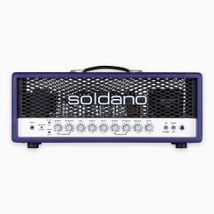 Soldano SLO100 CUSTOM Super Lead Overdrive Amp Head - Purple
