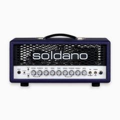 Soldano SLO30 CUSTOM Super Lead Overdrive Amp Head - Purple