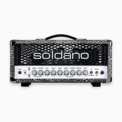 Soldano SLO30 CUSTOM Super Lead Overdrive Amp Head - Snake Skin