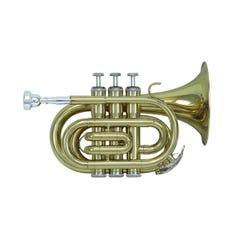 Schagerl Bb Pocket Trumpet