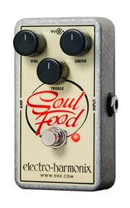 EH Soul Food Distortion/Fuzz/Overdrive Pedal