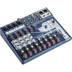 Soundcraft Notepad-12FX Analog Mixer w/USB and FX