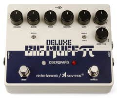 Electro Harmonix Sovtek Deluxe Big Muff Pi Fuzz Pedal