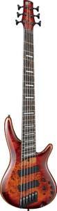 Ibanez SRMS806 BTT 6 String Multi Scale Bass Guitar