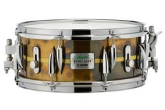 "Sonor Benny Greb 13x5.75"" Snare Drum - Vintage Brass w/Centred Stripe"