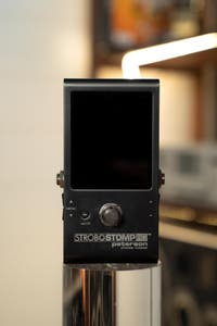 Peterson Strobo-stomp Tuner Pedal - Pre-Owned
