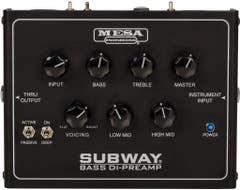 Mesa Boogie Subway Bass DI/Preamp