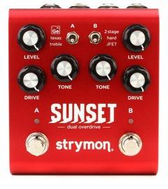 Strymon Sunset Dual Overdrive Pedal