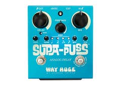 Way Huge Supa-Puss Analog Delay Pedal