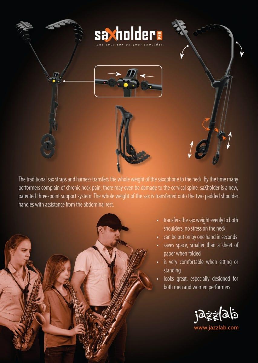 Saxholder Harness XL