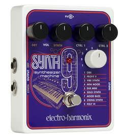 Electro Harmonix Synth 9 Synthesizer Pedal
