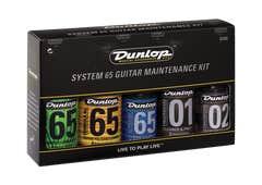 Jim Dunlop System 65 Guitar Maintenance Kit