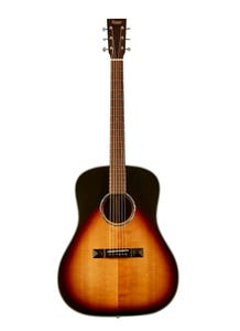 Tasman Captain TA200D-E Dreadnought Acoustic/Electric Guitar w/Case