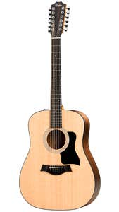 Taylor 150e 12-String Acoustic Electric Guitar w/Hard Bag