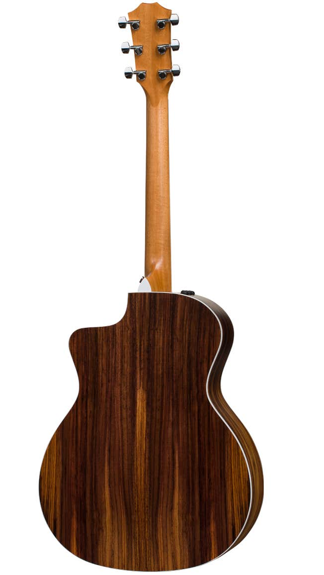 Taylor 214CE Acoustic Electric Guitar w/Hard Bag - Spruce/Rosewood