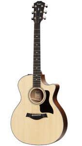 Taylor 314CE Acoustic Electric Guitar w/Case