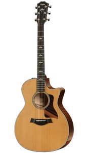 Taylor 614CE Acoustic Electric Guitar w/Case