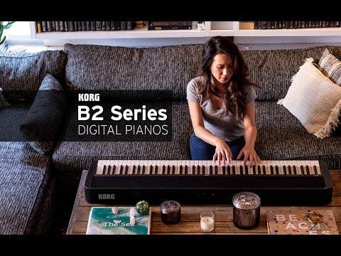 Korg B2 Digital Piano - Black