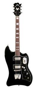 Guild S-200 T-Bird Electric Guitar - Black