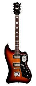 Guild S-200 T-Bird Electric Guitar - Antique Burst