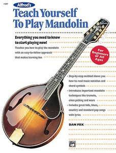 Teach yourself to play Mandolin / FOX DAN (ALFRED)