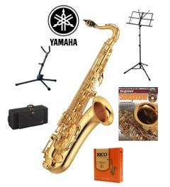 Yamaha YTS280 Tenor Sax Quality Start-up Package (YTS-280)!