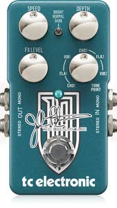 TC Electronic The DreamScape Chorus/Flanger/Vibrato Pedal