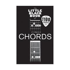 LITTLE BLACK BOOK OF CHORDS / VARIOUS (MUSIC SALES)