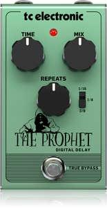 TC Electronic The Prophet Digital Delay Pedal