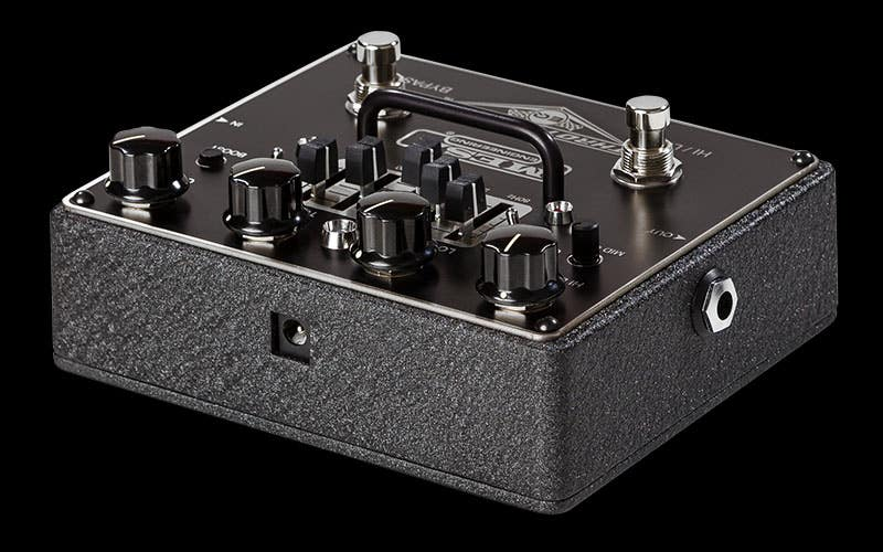 Mesa Boogie Throttle Box EQ Distortion Pedal