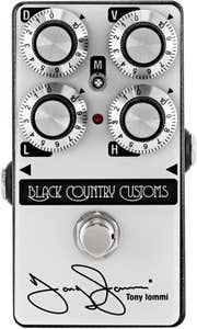 Black Country Customs TI-Boost Tony Iommi Boost Pedal
