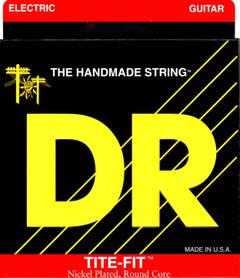 DR Strings 'Tite-Fit' Electric Guitar Strings Set - 10-52