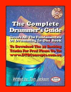THE COMPLETE DRUMMERS GUIDE BK/CD / JACKSON TOM (DTB CONCEPTS)