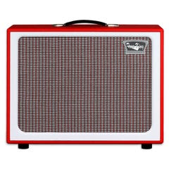 """Tone King Imperial 1x12"""" Extension Cab - Red"""