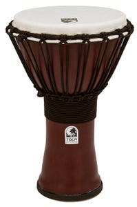 """Toca Freestyle 2 Series 9"""" Djembe - Red"""