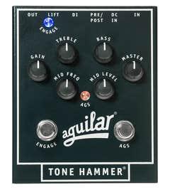 Aguilar Tone Hammer Bass Preamp