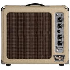 """Tone King Falcon Grande 1x12"""" Guitar Amp Combo - Cream"""