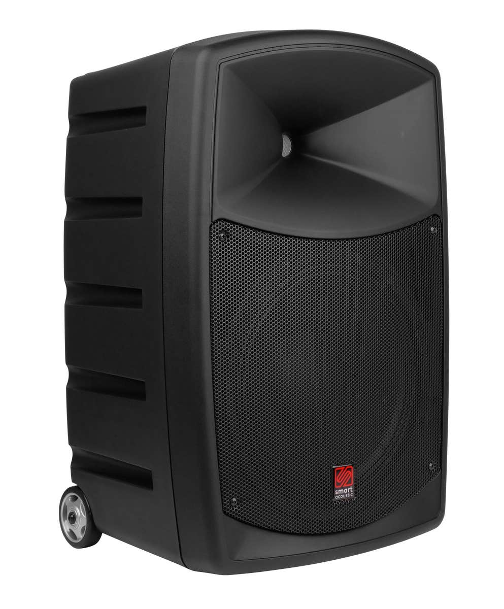 Smart Acoustic TRANSPORTA 12 Portable PA System (655-679MHZ)