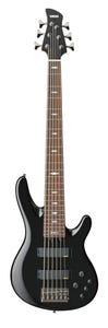 Yamaha TRB1006J 6-String Electric Bass - Gloss Black