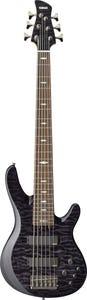 Yamaha TRB1006J 6-String Electric Bass - Translucent Black