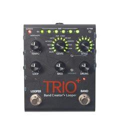 Digitech TRIO+ Band Creator/Looper Pedal