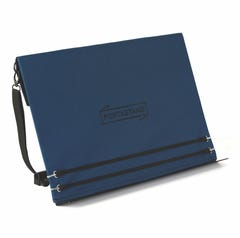 Portastand Troubadour Music Stand - Blue