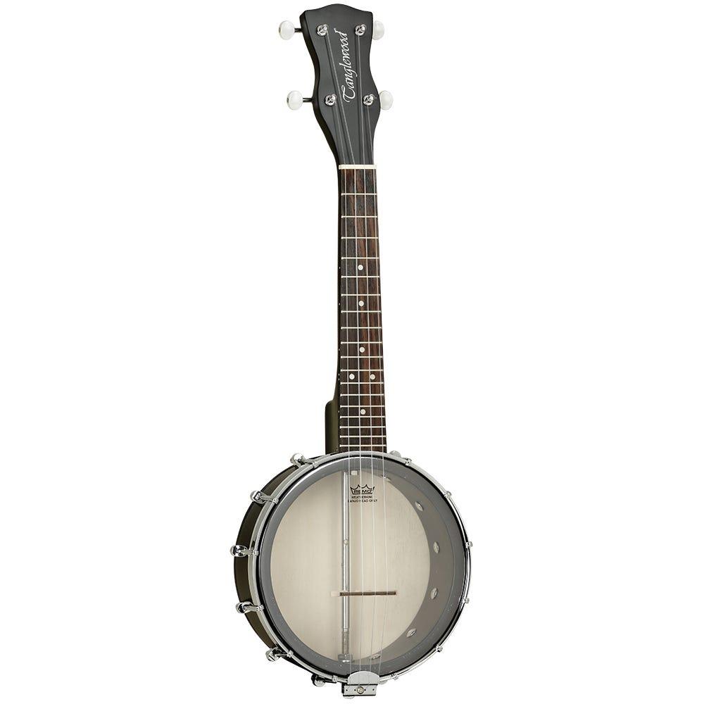 Tanglewood TWBU Banjo Ukulele - Satin Tobacco Sunburst