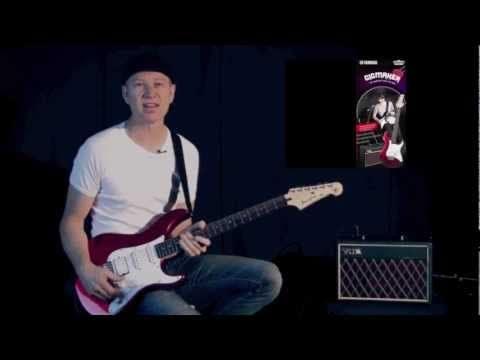 Yamaha Gigmaker10 Electric Guitar Starter Pack - Red Metallic