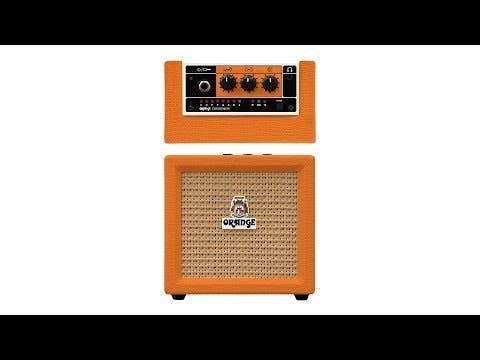 Orange Crush Mini Guitar Combo
