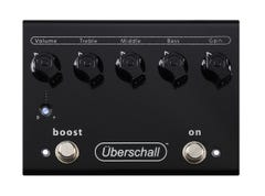 Bogner Uberschall Distortion/Boost Pedal