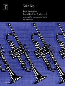 Take Ten Trumpet and Piano / Rae (Universal)