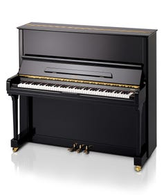 Beale UP131Y Upright Piano - Ebony