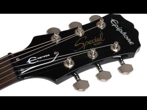 Epiphone Les Paul Express Electric Guitar - Ebony