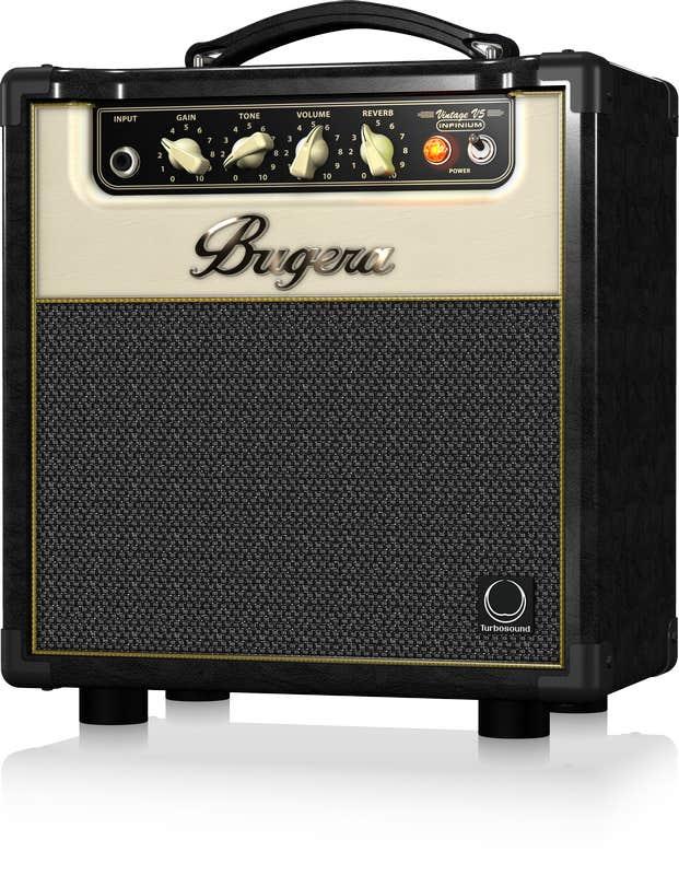 Bugera V5 Infinium 5W Valve Guitar Amp Combo